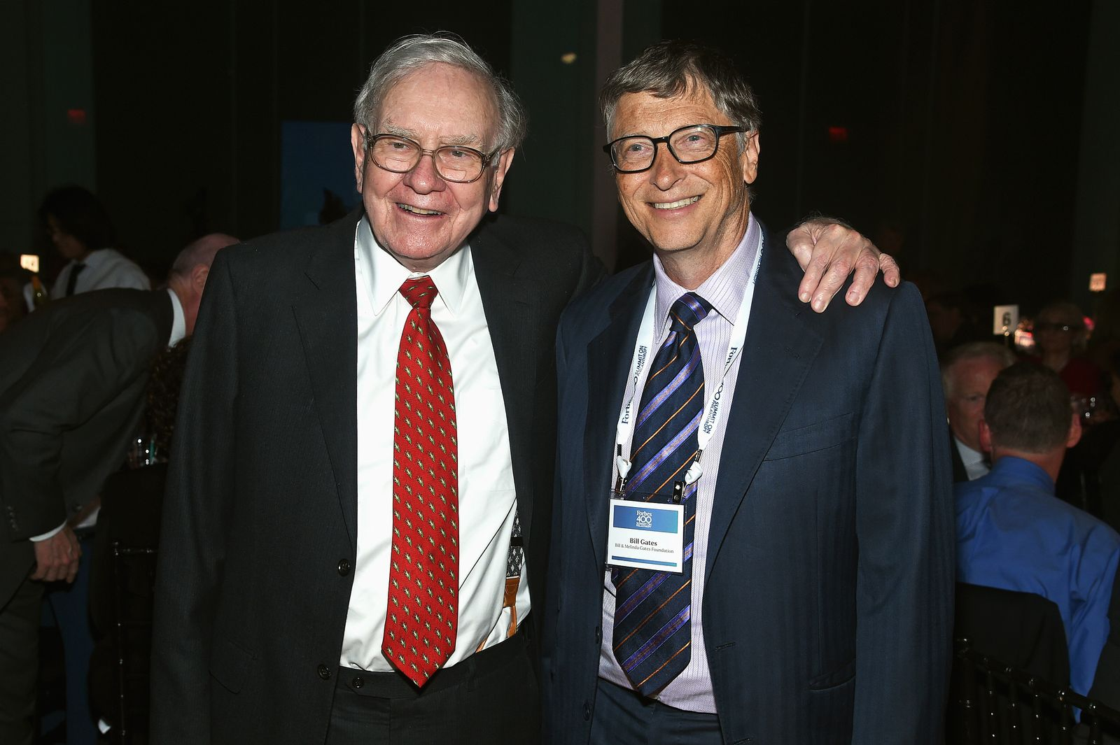 Warren Buffett / Bill Gates