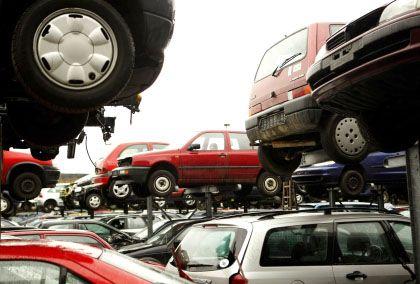 Gut für die Autoindustrie: In Frankreich wird die Abwrackprämie teurer als gedacht