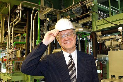 Gesundschrumpfen im großen Stil: Bayer-Chef Werner Wenning