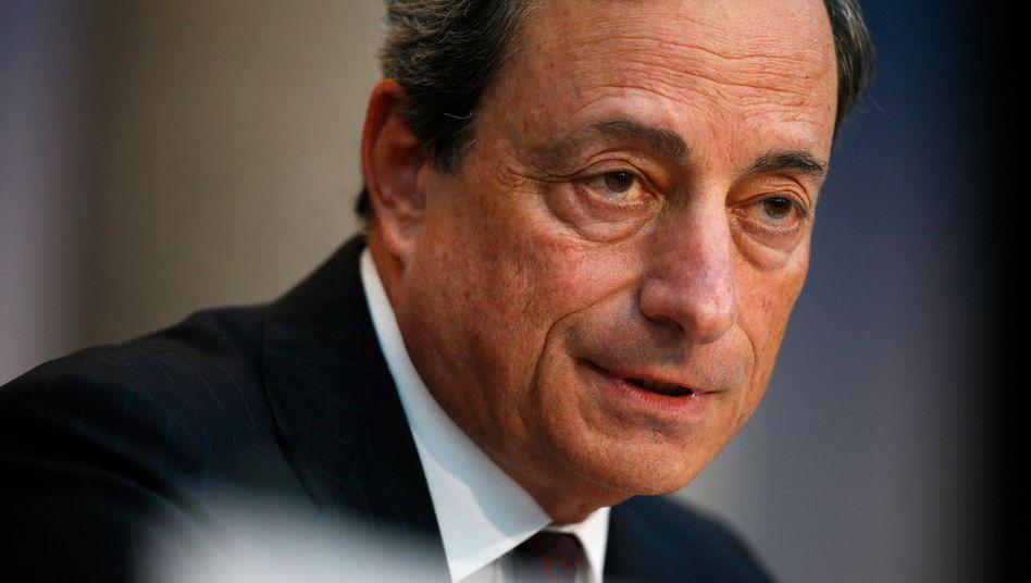 Mario Draghi: Notprogramm folgt auf Notprogramm - drückt der EZB-Chef im Frühjahr noch mehr Geld in die Märkte?