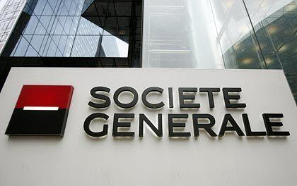 Probleme in der Krise: Die Société Générale meldet ein sinkendes Jahresergebnis