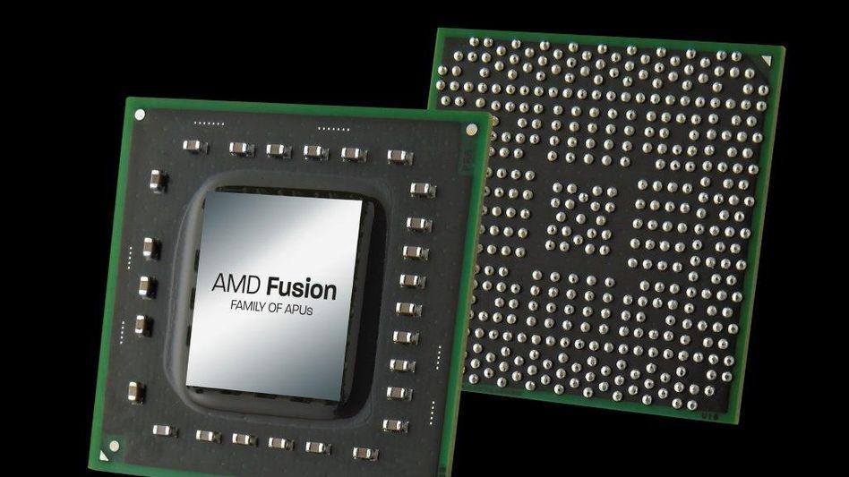 """AMD """"Fusion""""-Chip: Zuletzt Geldbringer des US-Konzerns"""