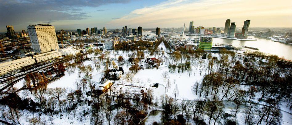 Blick auf Rotterdam: Viele Wölbern-Fonds haben in holländische Immobilien investiert