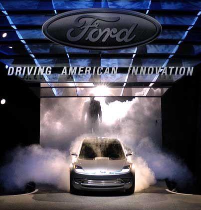 Ford: Toyota hat inzwischen überholt