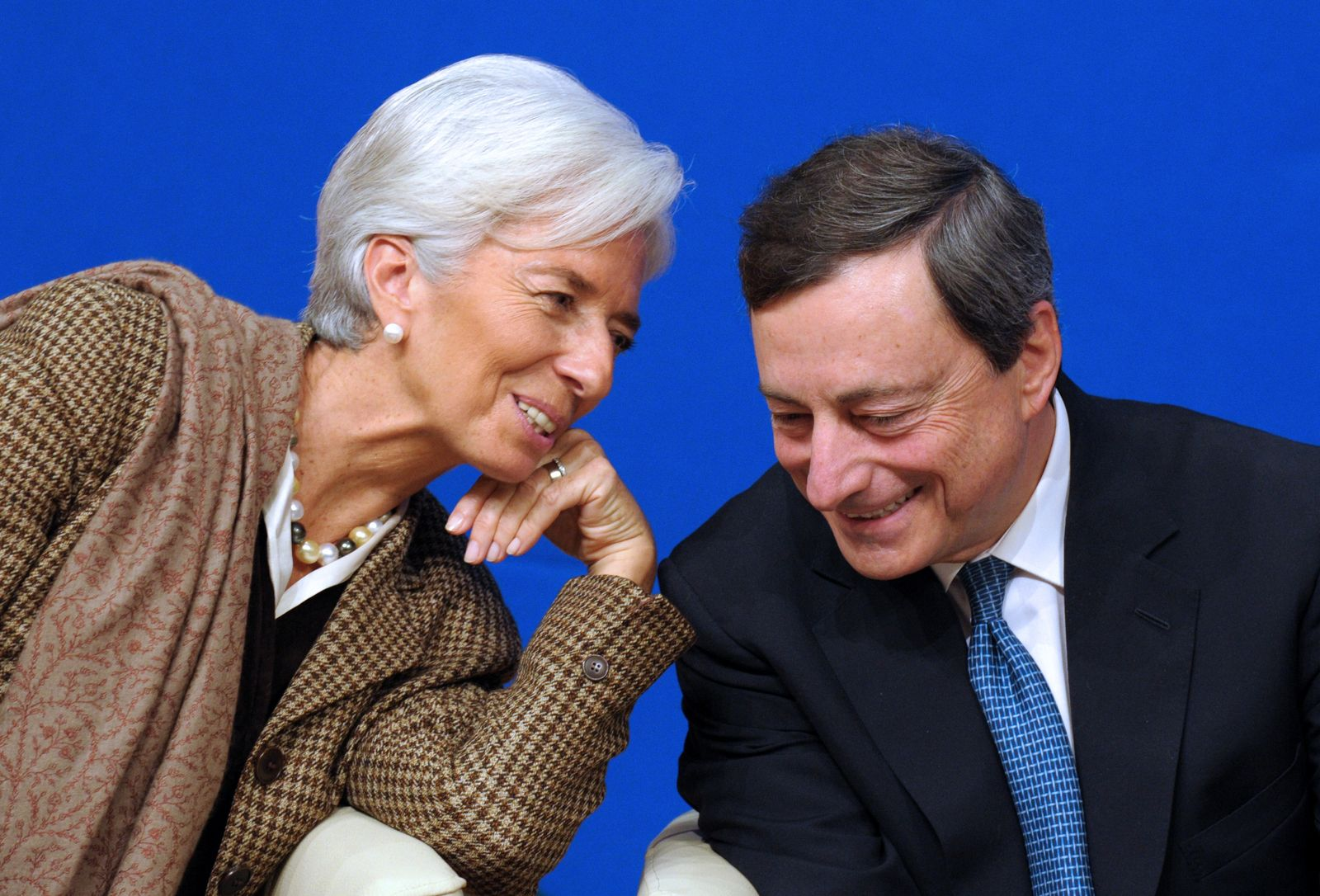 LAGARDE / DRAGHI