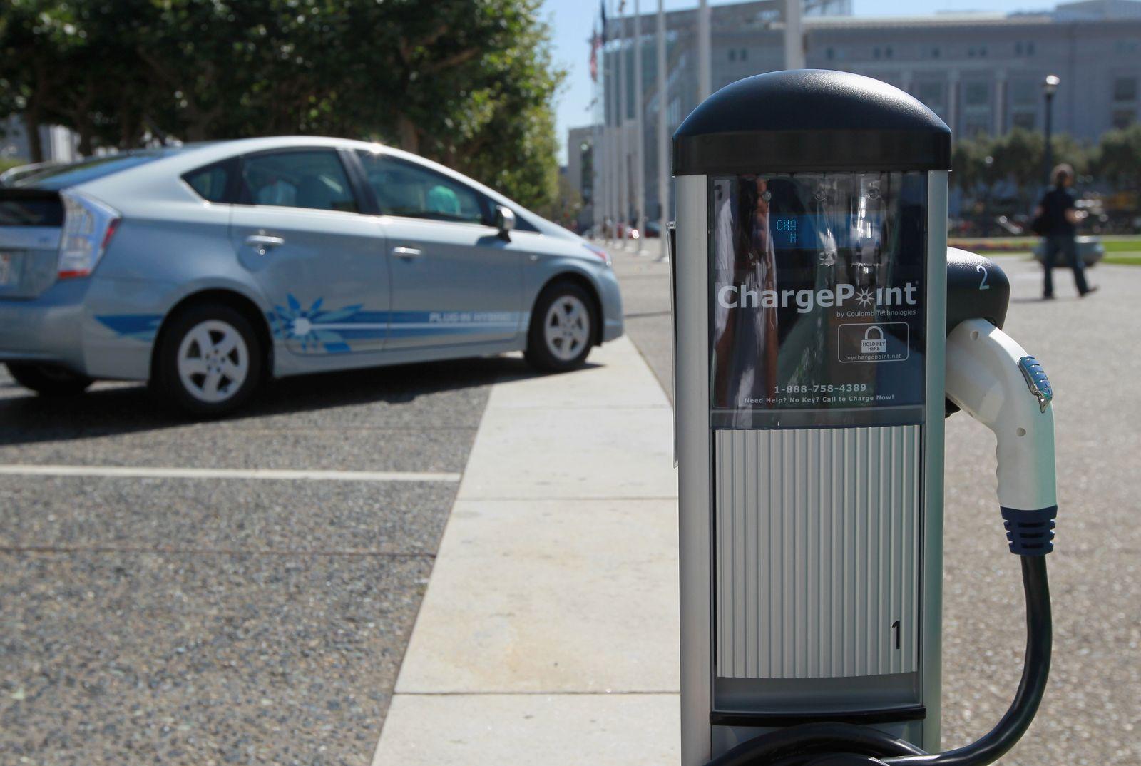 Elektro Auto / USA