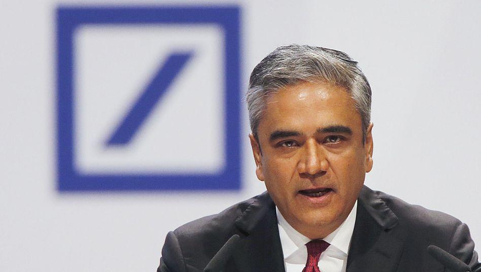 Deutsche Bank-Co-Chef: Anshu Jain