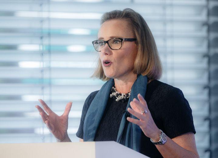 Belen Garijo: Die künftige Chefin von Merck ist die bestverdienende Managerin im Dax