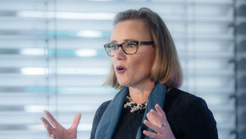 Belén Garijo: Ab Mai leitet sie Merck und ist damit erste alleinige Chefin eines Dax-30-Konzerns