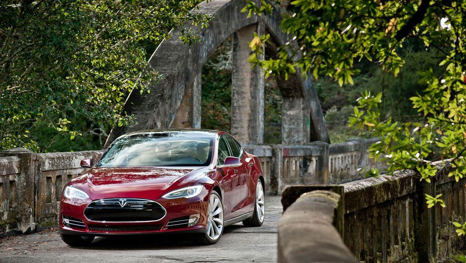 Tesla Model S: Verkaufshit in den USA