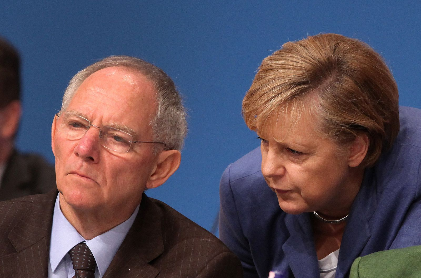 CDU Schäuble / Merkel