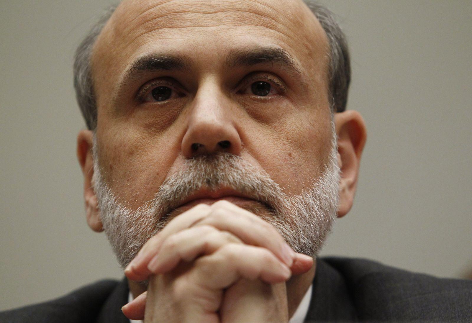 Fed / Ben Bernanke