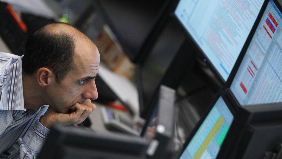 Skepsis: Wie geht es weiter - dominiert die Sorge um die Euro-Zone oder sorgen neue Nachrichten für Schwung?