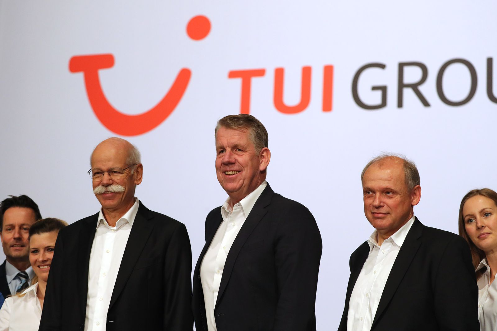 TUI Group's Annual General Meeting in Hanover