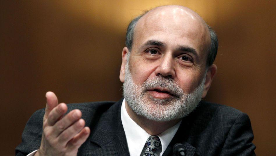 Abschied mit Knalleffekt: Zum Ende seiner Amtszeit läutet Ben Bernake das Ende der ultralockeren Geldpolitik ein - die Börse reagierte mit Kursgewinnen