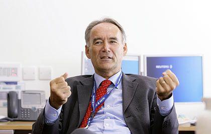 Nachfolger gefunden:Ex-IVG-Chef Leichnitz