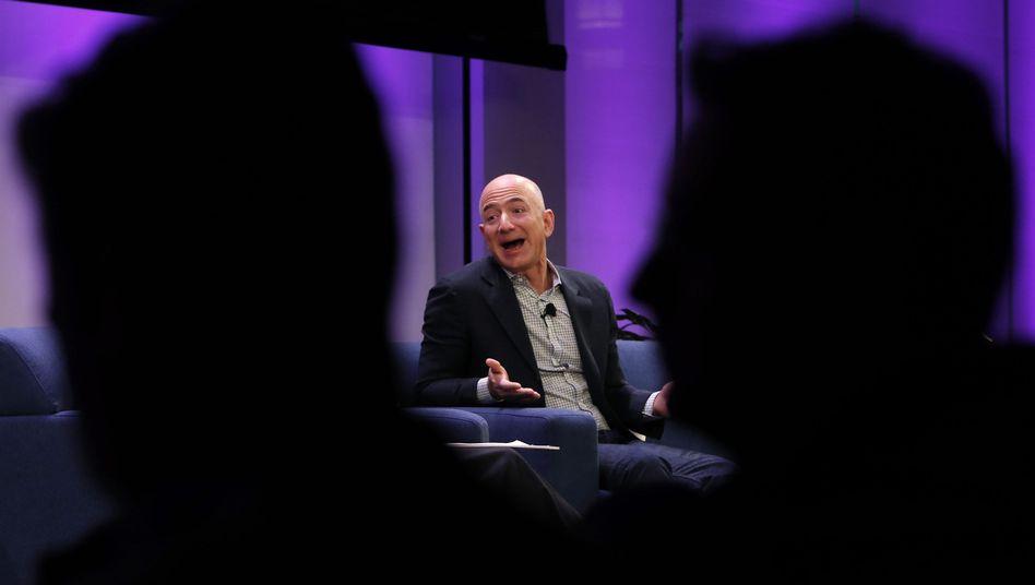Lässt Händler ab sofort mit Kunden feilschen: Amazon-CEO Jeff Bezos