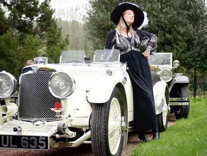 England-Import: Aston Martin le Mans aus dem Jahr 1933