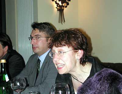 Lisa Heermann, Geschäftsführerin des Verbands Deutscher Unternehmerinnen, vertritt ein weitverzweigtes Netzwerk.