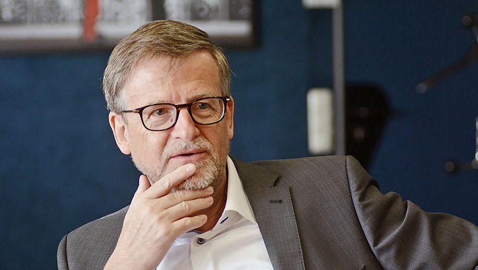 Chef mit verheerender Bilanz: Jörn Werner