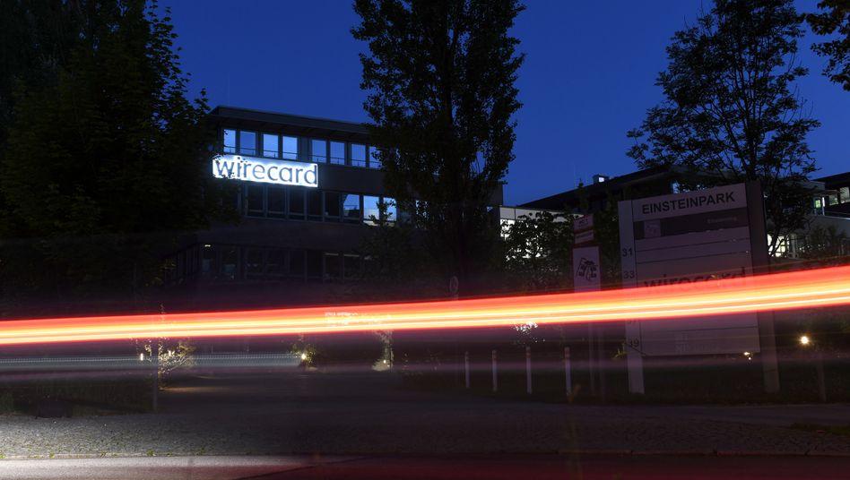 Wirecard-Zentrale in Aschheim (Landkreis München)