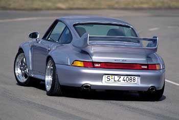 911 GT2 (Modelljahr 1995)