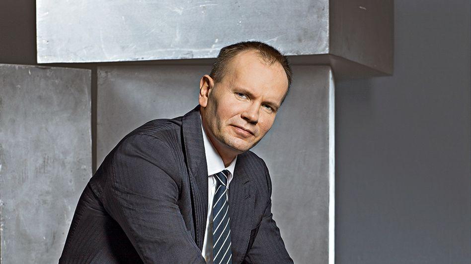 Der Kopf hinter Wirecard: Vorstandschef Markus Braun