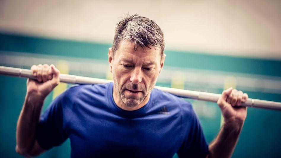 Schweißausbruch: Im Gym quält sich Adidas-CEOKasper Rorstedselbst – im Business lässt er die anderen schwitzen