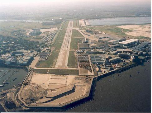 Airbus-Gelände in Hamburg-Finkenwerder: Langer Rechtsstreit um Ausbau