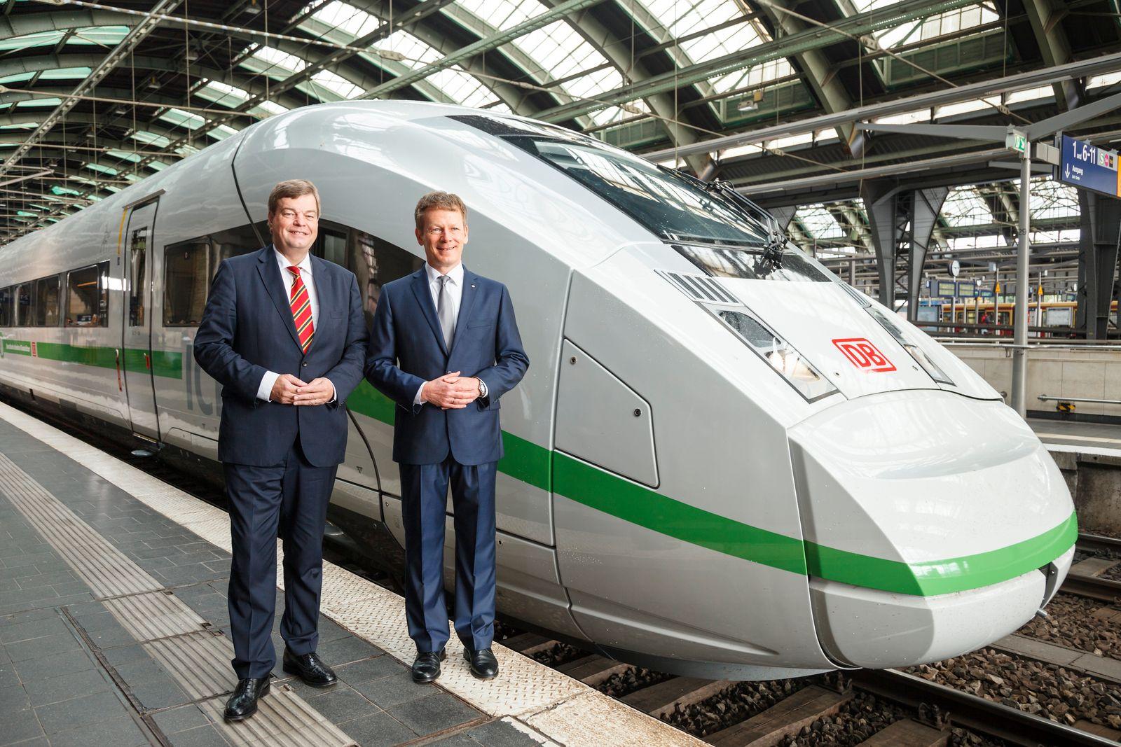 """Vorstellung """"Deutschlands schnellster Klimaschuetzer"""""""