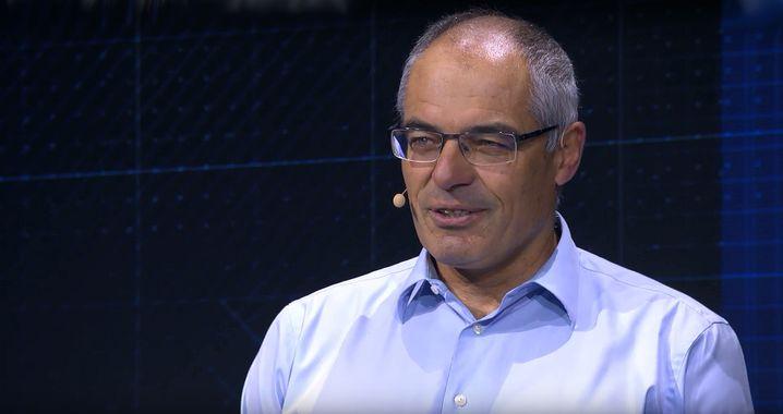 Freigestellt: Daimler-Manager Udo Hartmann