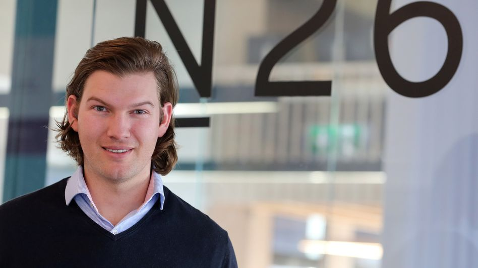 Ich: Dem N26-Gründer Valentin Stalf schreiben Weggefährten Selbstbezogenheit zu. Sein Start-up leidet darunter.