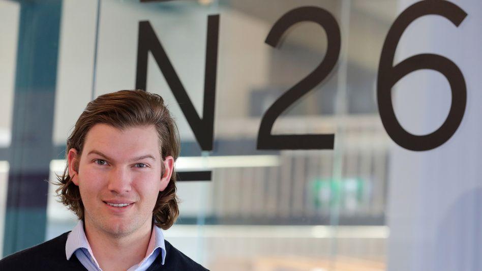Unternehmer mit Problemen: N26-Gründer Valentin Stalf macht das Geldwäschethema zu schaffen