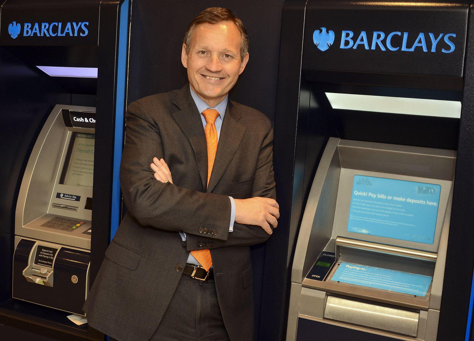 Britain Barclays / Antony Jenkins