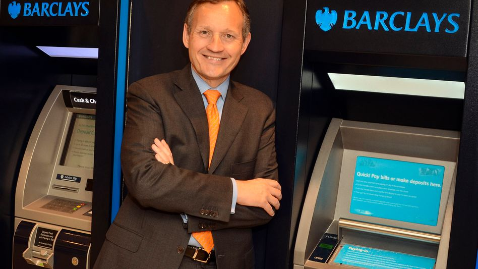 Neuer Mann, neues Glück: Anthony Jenkins soll das Vertrauen der Kunden in die Barclays-Bank wiederherstellen