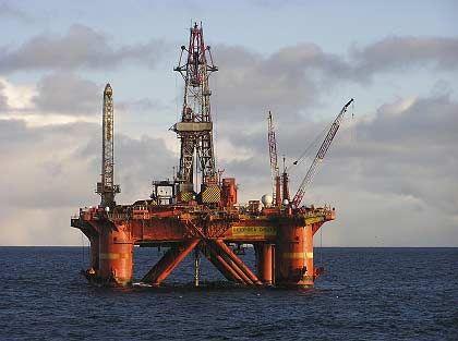 Wird immer mehr wert: der Preis für Norseeöl hat ein Rekordhoch erreicht