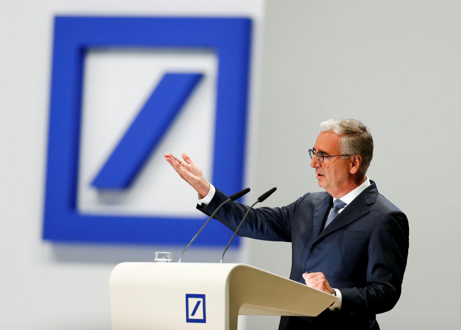 Deutsche Bank / Paul Achleitner