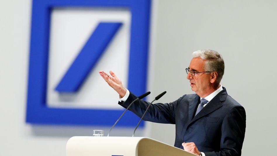 Deutsche Bank Chefaufseher Paul Achleitner: Einige Aktionäre fordern eine Sonderprüfung zum Libor-Skandal