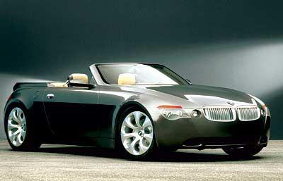 BMW Z9 Cabrio