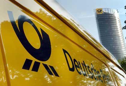 Die Deutsche Post erwartet Wachstum vor allem in den Bereichen Express, Logistik und Finanzdienstleistungen
