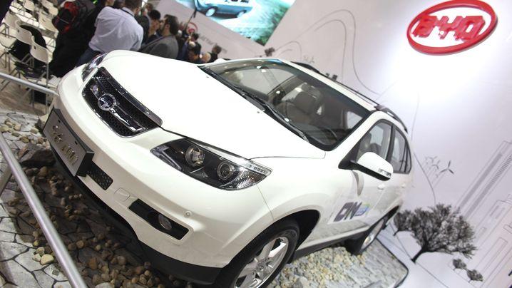 Chinesen hängen Deutsche ab: Die beliebtesten SUV in China