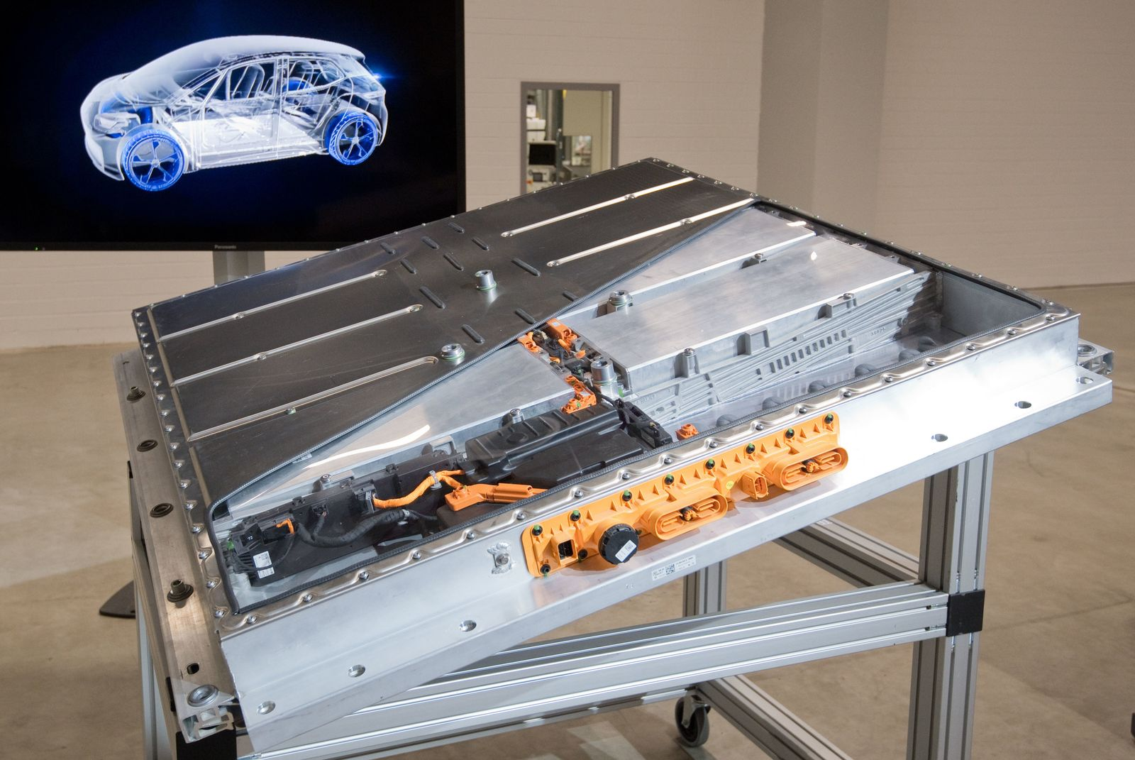 Volkswagen - Produktion von Batteriezellen für Elektroautos