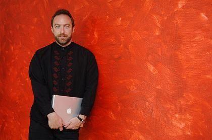 Wikipedia-Gründer Wales: Jetzt plant er eine eigene Suchmaschine