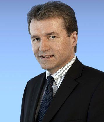 Verlässt den Vorstand: T-Systems-Finanzchef Peters