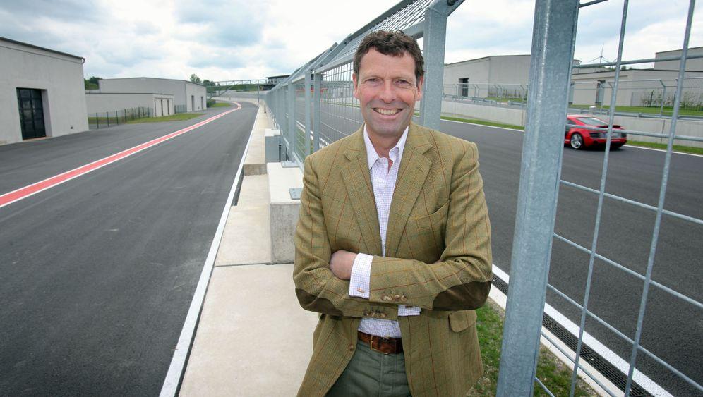 Autosport: Wo Manager sich als Rennfahrer versuchen