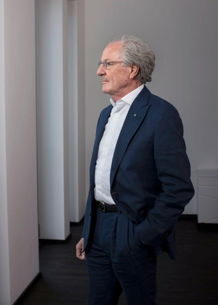 Reifes Werk:KonzernarchitektWolfgang Reitzleplant in seinem voraussichtlich letzten Jahr als Linde-Chairman noch einen Coup.