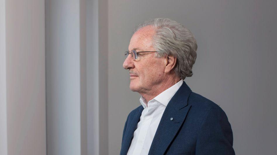 Reifes Werk:KonzernarchitektWolfgang Reitzleschaut in seinem voraussichtlich letzten Jahr als Linde-Chairman noch mal verschärft in die Zukunft