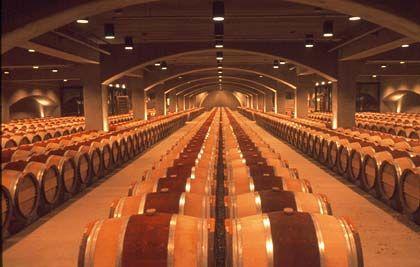 Weinkeller auf To Kalon
