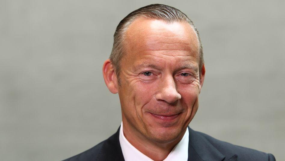 Freut sich über Neuzugang: Walter Sinn, Deuschlandchef von Bain & Company.