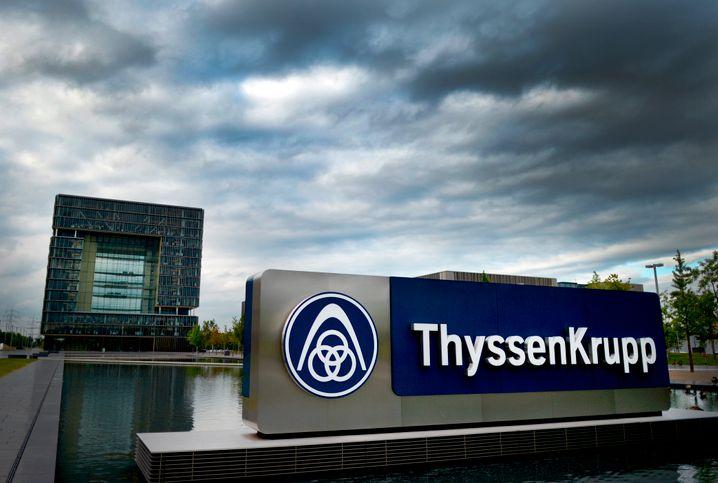 Etwas weniger günstig erscheint die Aktie von ThyssenKrupp mit einem PEG von 0,29